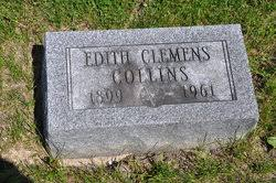 Edith Clemens Collins (1899-1961) - Find A Grave Memorial