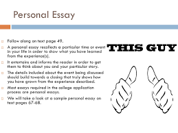 composition  the writing process one of the last steps in our  different kinds of essays  not all essays are the same there are four major