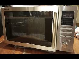 sharp r861. sharp r 82stm a microwave oven with grill and convection review for appliances online r861