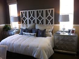 Diy Headboard Ideas To Save More Money Homestylediary Com For Full Beds  Pictures Staggered Wood The