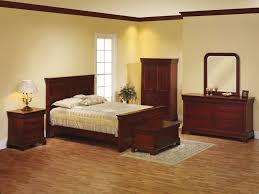 Louis Philippe Bedroom Furniture Millcraft Louis Phillipe Bedroom With Panel Bed