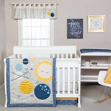 full size of comforter blue crib boy and color bedding white nursery set solid per sets