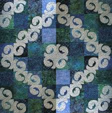 notes from Terry Ann & We'll also test an easy applique quilt using my new