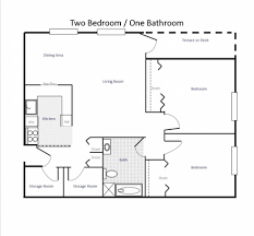 2 Bedroom Basement Apartment Floor Plans