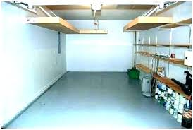 building garage shelves garage organizing plans for garage storage loft