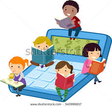 Image result for fourth grade summer reading and math clip art