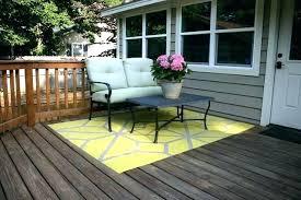 outdoor swimming pool rugs deck design whit waterproof