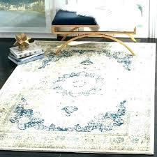 area rug area rug 10x14 rugs wool evoke vintage oriental ivory blue distressed outdoor area