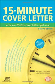 amazon cover letter 15 minute cover letter write an effective cover letter