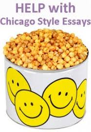introduction to chicago style essay format