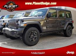 2018 jeep wrangler unlimited in miami fl