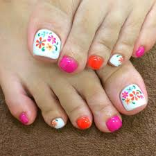 Toe Nail Colors And Designs How To Get Your Feet Ready For Summer 50 Adorable Toe Nail