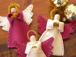 Easy Christmas Kids Crafts That Anyone Can Make  Happiness Is Easy Christmas Felt Crafts