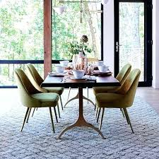 green upholstered dining chairs amazing mid century upholstered dining chair velvet west elm throughout green velvet green upholstered dining chairs