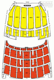 Shrine Auditorium Layout