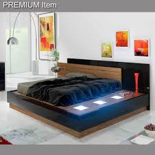 modern platform bed with storage  magielinfo