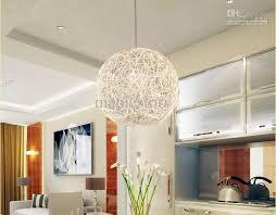 modern pendant lighting for kitchen. New Modern Wooden 30cm Kitchen Pendant Light Islandpar Chment Head Single Bedroom Living Room Ceiling Lamp Wood EMS Free Shipping 2018 From Maplestory, Lighting For