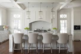 elegant white kitchen boasts robert