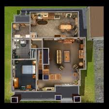 Roseanne's ~ TV Series House by sashraf - The Exchange - Community - The  Sims 3