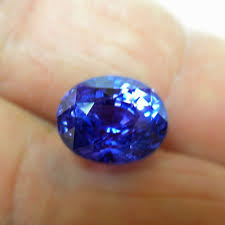 Natural Sapphire Color Chart Loose 6 43ct Gia Color Change Blue Sapphire Natural