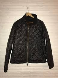 HILARY RADLEY N.Y QUILTED, BLACK DOWN LIKE COAT, Leather Trim SIZE ... & Image is loading HILARY-RADLEY-N-Y-QUILTED-BLACK-DOWN-LIKE-COAT- Adamdwight.com