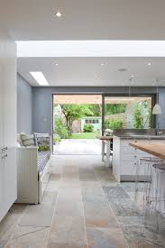 Kitchen Diner Flooring 50 Degrees North Architects Ground Floor Rear Extension In South