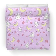 sailor moon duvet cover
