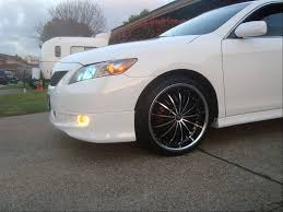 Car | Toyota Camry on 2 Crave Alloys No13 Wheels | California Wheels