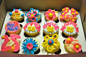 Cupcakes For Girls Coolest 25th Birthday Chicagoseries2011com