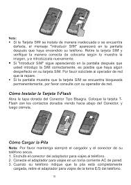 pila | Verykool i320 Manual del usuario ...