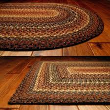 braided kitchen rugs oval braided kitchen rugs uk