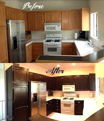 diy cabinet refinish staining kitchen cabinets darker modern stain inside staining kitchen cabinets darker staining diy cabinet