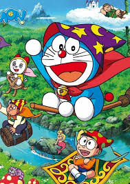 wallpaper doraemon cartoon hd screenshot 3