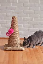10 purrfect diy cat scratchers pawsify