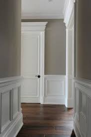the molding and millwork is amazing the wall color is stunning love this wall color find this pin and more on chair rail ideas