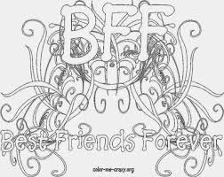 Small Picture best friends forever coloring pages friend coloring coloring pages
