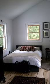 ... Beautiful Images Of Bedroom Design And Decoration With Various Ikea  Beam Bed Frames : Endearing Image ...