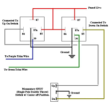 relay wiring diagram 5 pole wiring diagrams 5 wire relay wiring diagram diagrams