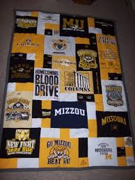 7 best t shirt quilts images on Pinterest | Hand crafts ... & T-shirt Quilt tutorials. I nee I do this with my high school t shirts  before I leave for College! Adamdwight.com