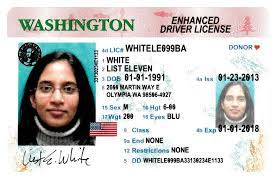 washington state enhanced driver s
