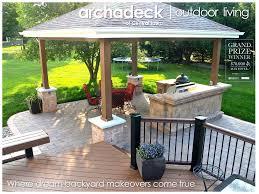 An Outdoor Living Space Patios Porches Sunrooms Pergolas Decks