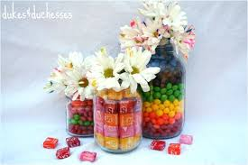 Kitchen Decorative Filled Jars 100 Thrifty Mason Jar Centerpieces That Look Simply Amazing Ritely 85