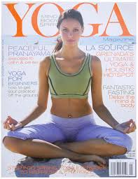 Image result for yoga magazine logo