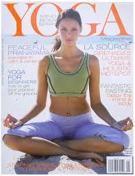 Image result for yoga magazine logo
