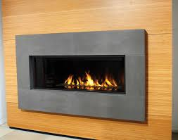 gas log fireplace inserts logs with remote convert wood cook stove