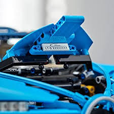 This exclusive model has been developed in partnership with bugatti automobiles s.a.s to capture the essence of the quintessential super sports vehicle, resulting in a stunning supercar replica as well as a hot toy for collectible toy car enthusiasts. Amazon Com Lego Technic Bugatti Chiron 42083 Race Car Building Kit And Engineering Toy Adult Collectible Sports Car With Scale Model Engine 3599 Pieces Toys Games