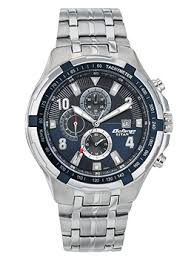 shop for titan octane watches online titan watches for men 90045km01j j 10 995 titan octane men chronograph metal watch 90045km03j