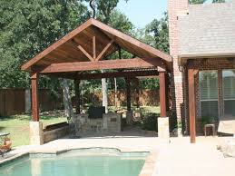 covered patio design outdoor pergola