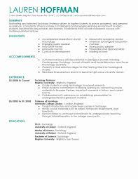 Oxford Resume format Best Of Best Professor Resume Example