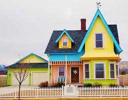 Up House Balloons Pixars Up House After Sundance